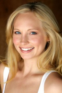 Candice Accola-Caroline Forbess