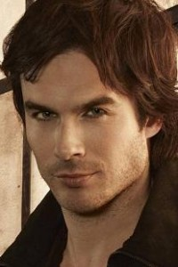 Ian Somerhalder-Damon Salvatore
